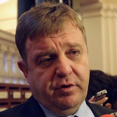 Красимир Дончев Каракачанов (кандидат за президент)